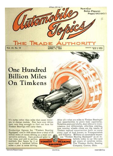 Auto Topics | 1931 Apr 11