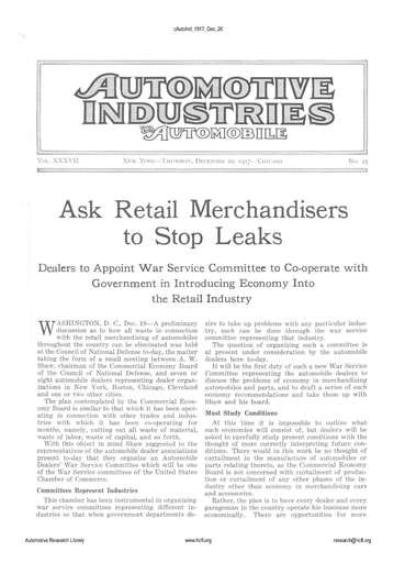 Auto Industries 1917 12 20