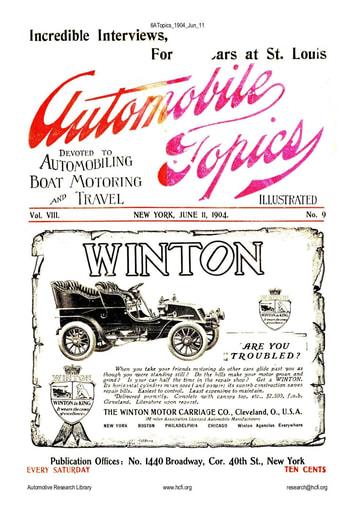 Auto Topics | 1904 Jun 11