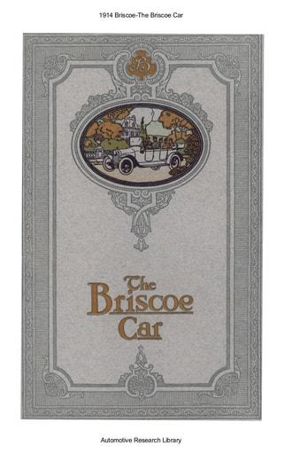 1914 Briscoe (16pgs)