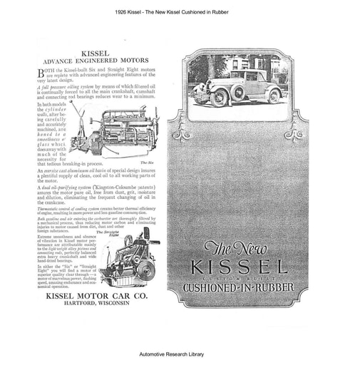 1926 Kissel   Cushioned in Rubber (8pgs)
