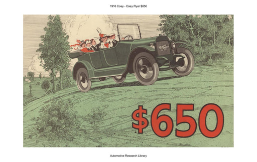 1916 Coey Flyer $650 (2pgs)