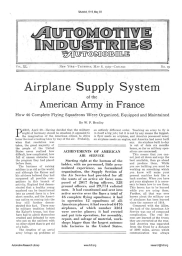 Auto Industries 1919 05 08
