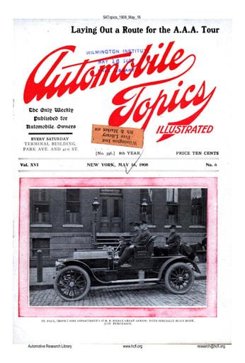 Auto Topics | 1908 May 16
