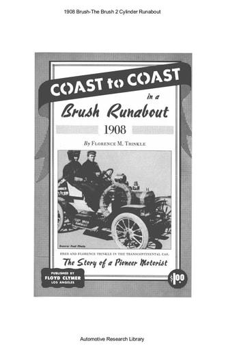 1908 Brush   Coast to Coast (79pgs)
