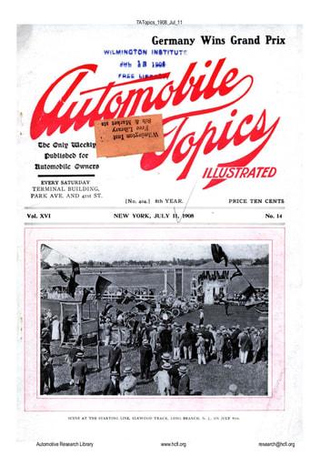 Auto Topics | 1908 Jul 11