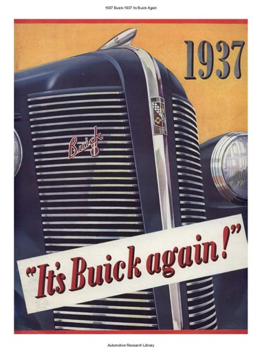 1937 Buick   Its Buick Again (8pgs)