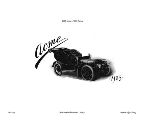 1905 Acme (25pgs)