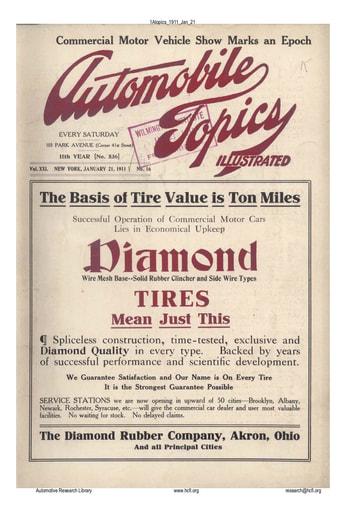 Auto Topics | 1911 Jan 21