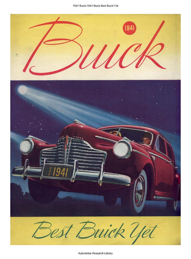 1941 Buick   Best Buick Yet (8pgs)