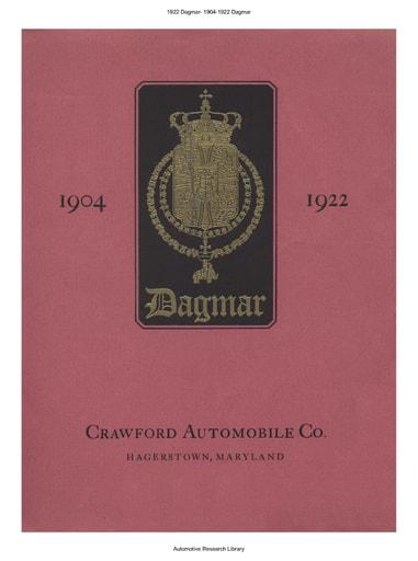 1922 Dagmar  1904 1922 (6pgs)
