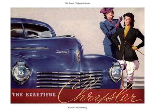 1940 Chrysler (40pgs)