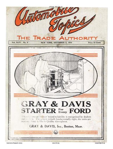Auto Topics | 1916 Dec 02