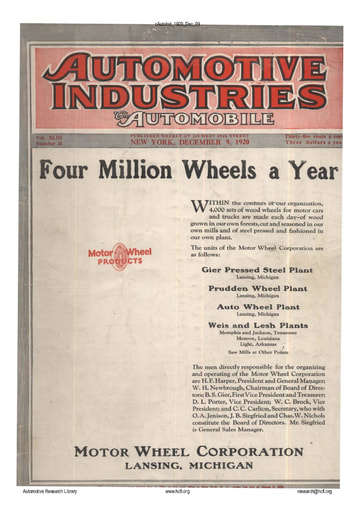 Auto Industries 1920 12 09