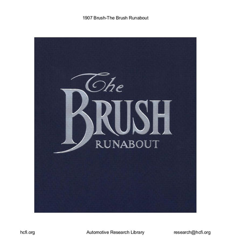 1907 Brush   The Runabout (19pgs)