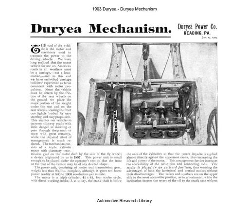 1903 Duryea Mechanism (4pgs)