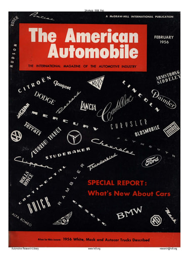 American Automobile | 1956 Feb