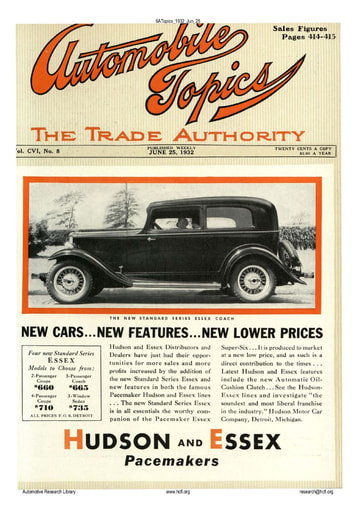 Auto Topics | 1932 Jun 25