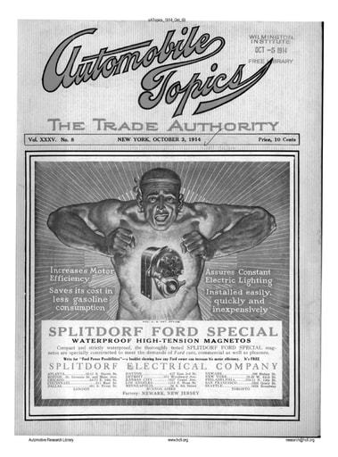 Auto Topics | 1914 Oct 03