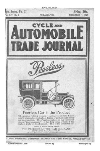 CATJ 1909-11
