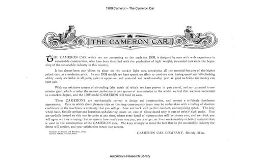 1909 Cameron (12pgs)