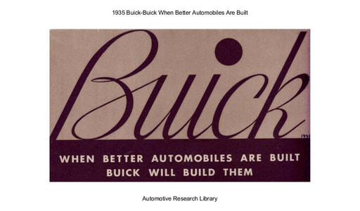 1935 Buick   When Better Automobiles Are Built (9pgs)