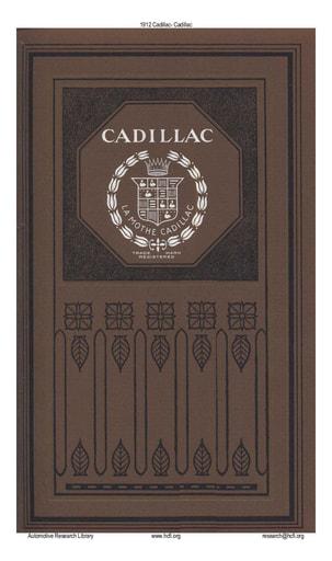 1912 Cadillac   (17pgs)