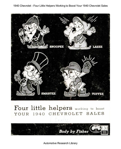1940 Chevrolet   Four Little Helpers (7pgs)