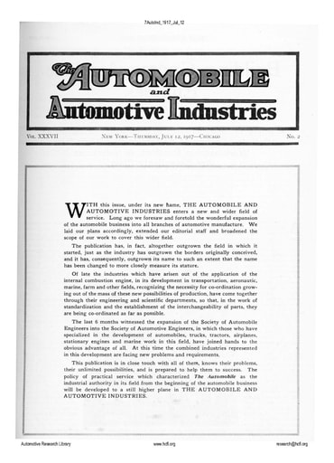Auto Industries 1917 07 12
