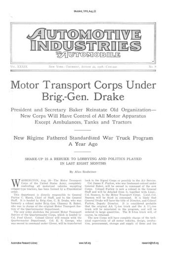 Auto Industries 1918 08 22