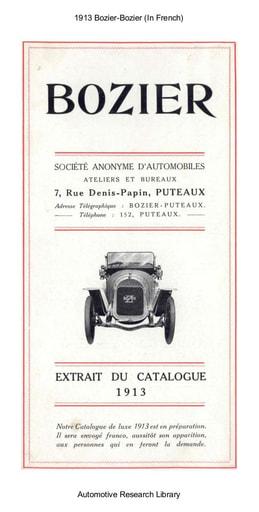 1913 Bozier (6pgs)