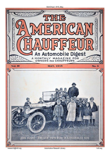 American Chauffeur | 1915-05 May