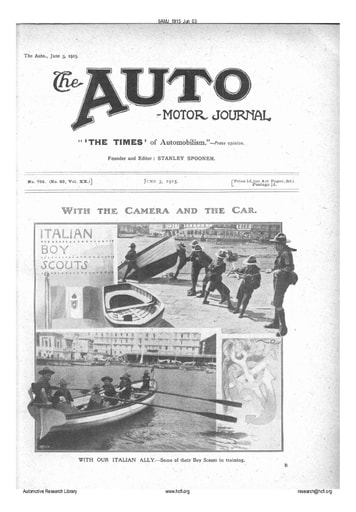 Auto Motor Journal | 1915 Jun 03
