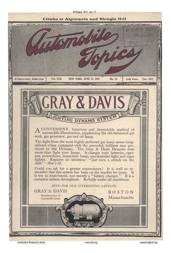 Auto Topics | 1911 Jun 17