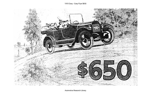 1915 Coey Flyer $650 (18pgs)