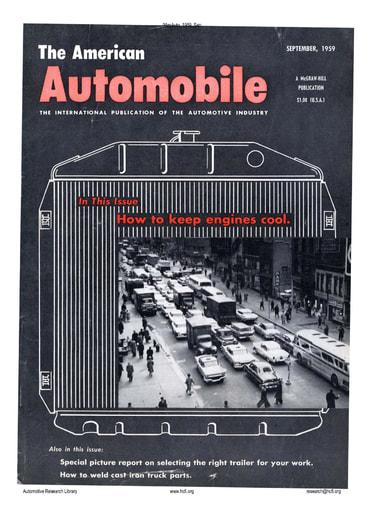 American Automobile | 1959 Sep