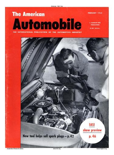 American Automobile | 1960 Feb