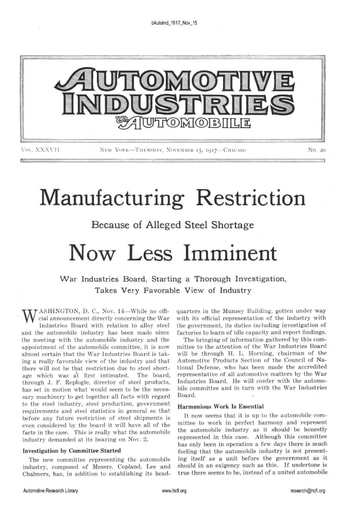 Auto Industries 1917 11 15