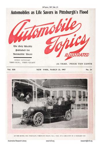 Auto Topics | 1907 Mar 23