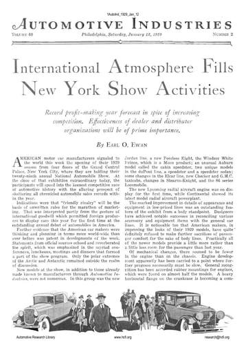 Auto Industries 1929 01 12