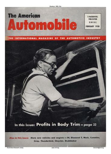 American Automobile | 1958 Feb