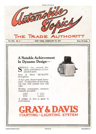 Auto Topics | 1916 Feb 26