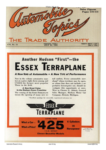 Auto Topics | 1932 Jul 23