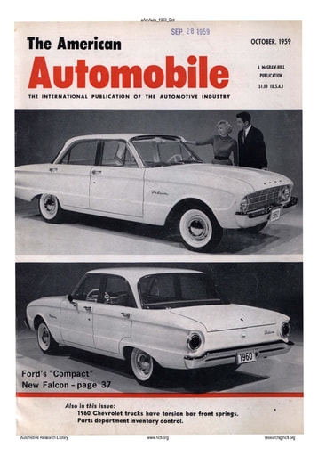 American Automobile | 1959 Oct