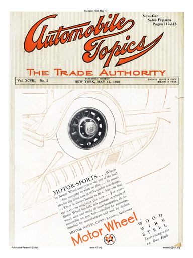 Auto Topics | 1930 May 17