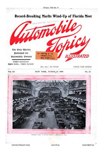 Auto Topics   1908 Mar 14