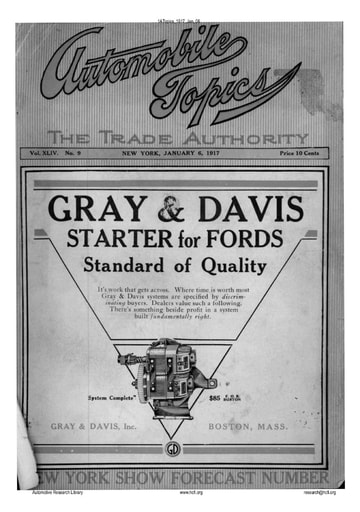 Auto Topics | 1917 Jan 06