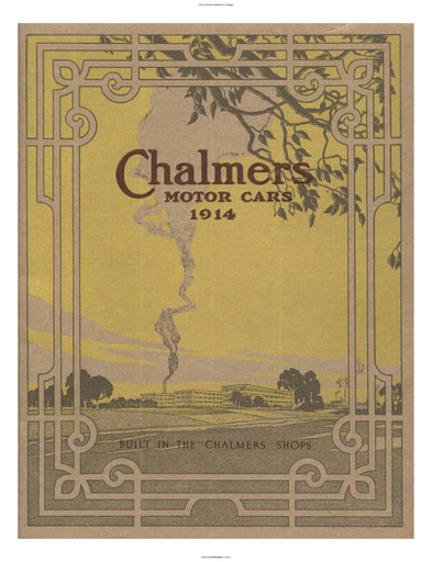 1914 Chalmers Motor Cars (36pgs)