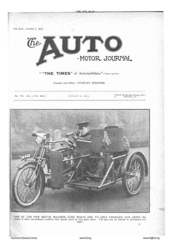 Auto Motor Journal | 1915 Jan 07