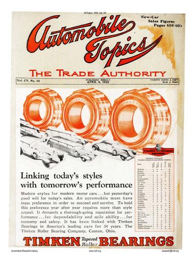 Auto Topics | 1932 Apr 09